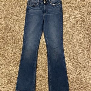 Paige Jeans high rise bootcut